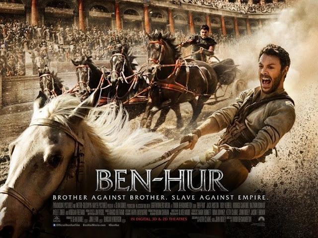 Ben-Hur American Action Drama Film