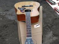 Gitar Akustik 12 String, Akustik Gibson (Custom)