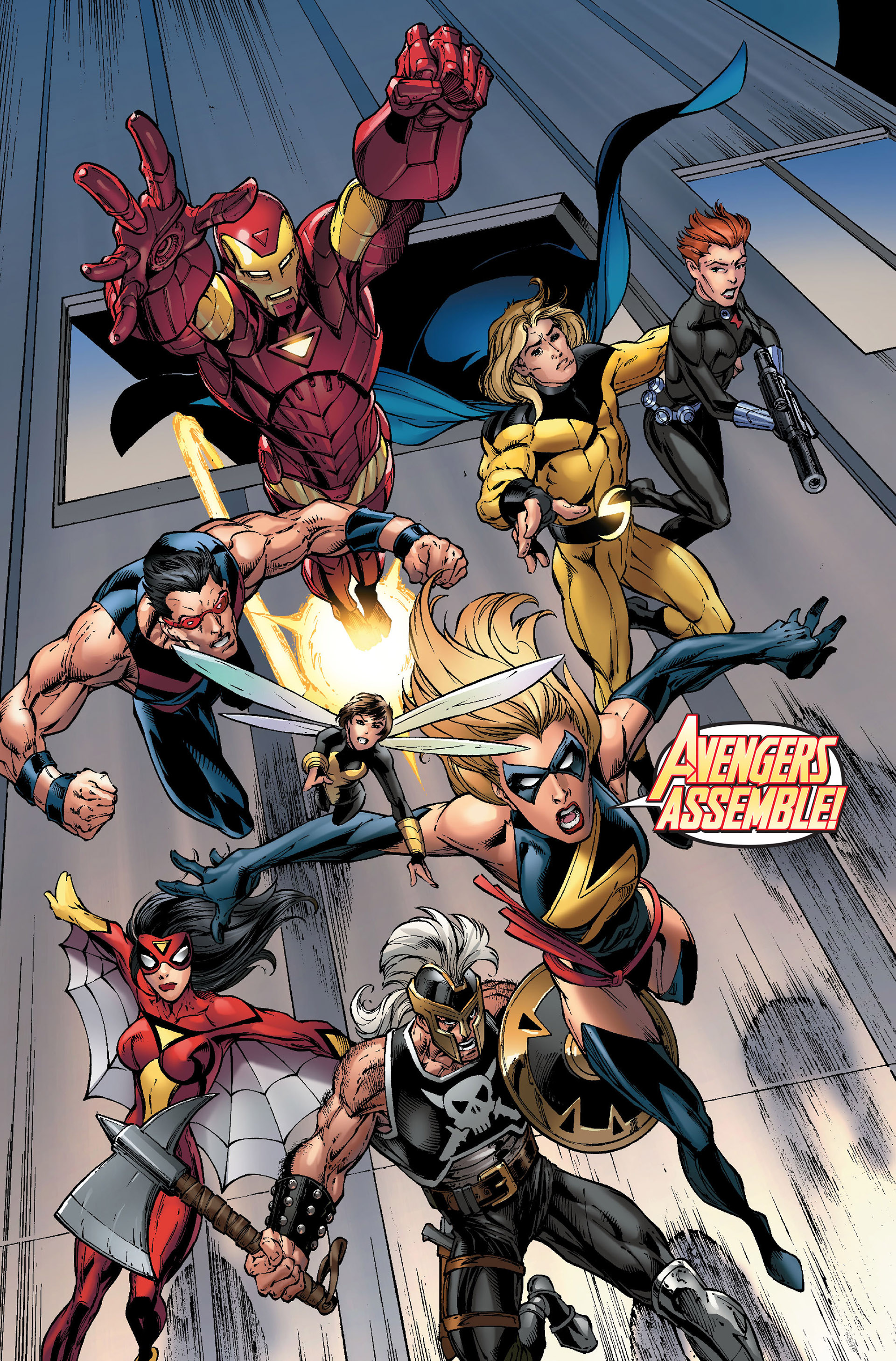Read online Secret Invasion: The Infiltration comic -  Issue #1 - 23