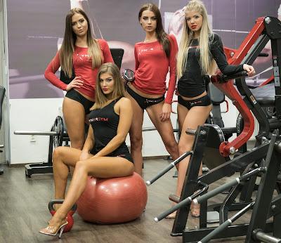 Synergym team
