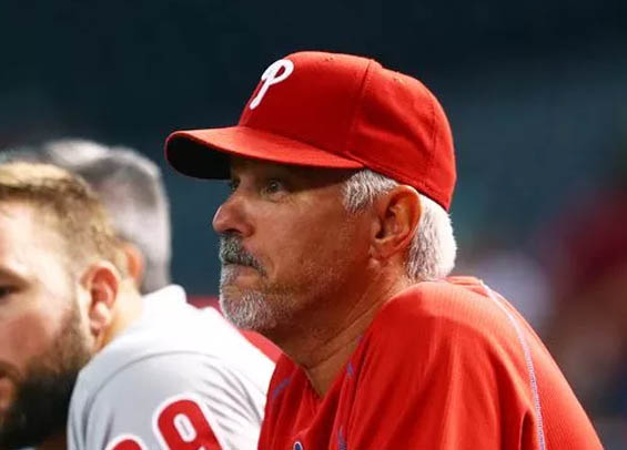 Philadelphia names Rick Kranitz as pitching coach