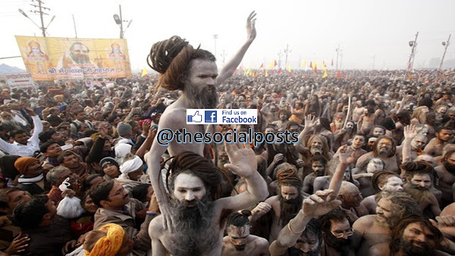 Allahabad Ardh Kumbh Mela 2019