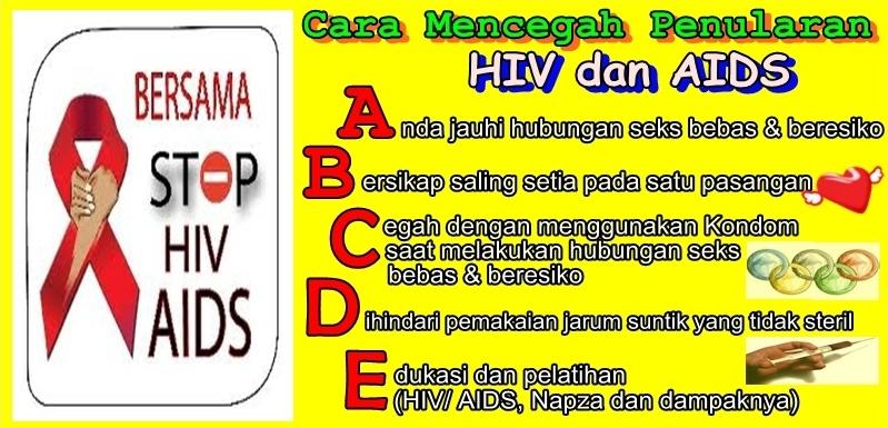Vesta Jogjakarta: Cara mencegah penularan HIV