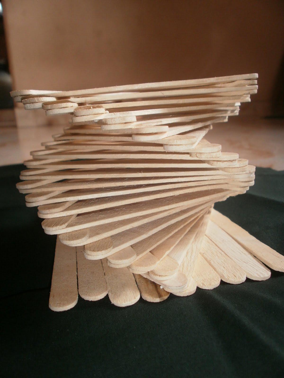 Maha Arts Amp Crafts Procedure For Spiral Flower Vase Using