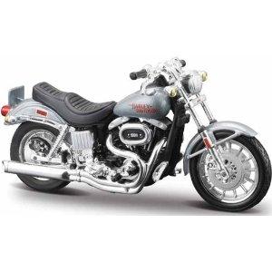 motorcycle harley davidson toys plastic cast