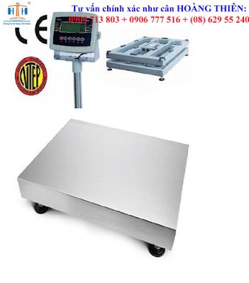 bàn cân kích thước 300x400 hth