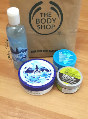 THE BODY SHOP İNDİRİM