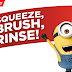 Make brushing more fun with Minions!