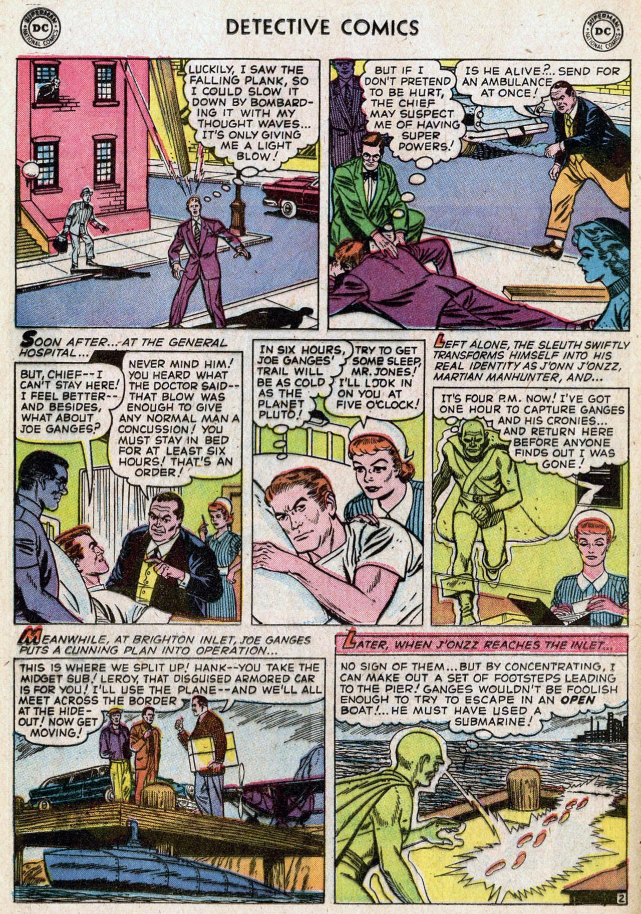 Read online Detective Comics (1937) comic -  Issue #250 - 26