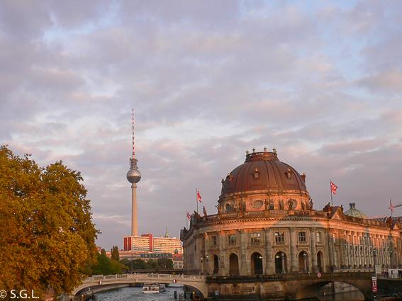 Berlin y la isla de los museos
