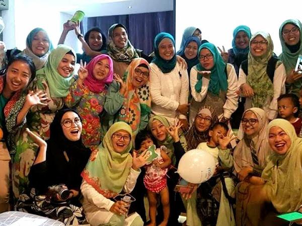 Keseruan Blogger Gathering Mitu Baby Tissue Basah Antiseptic, Perlindungan Anti Kuman Untuk Si Kecil
