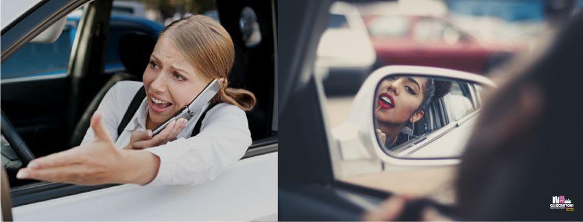 Per le donne, l'auto è soltanto un semplice e comodo mezzo di locomozione.