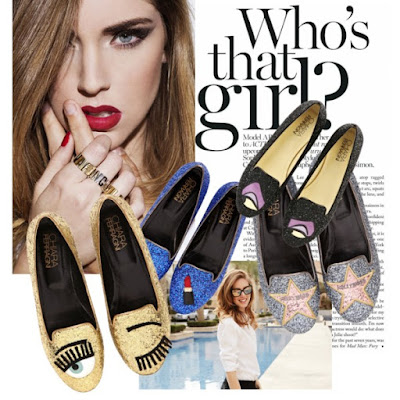 Chiara ferragni 鞋子shoes 台灣代購 尺寸 評價 哪裡買 部落客 blog 香港