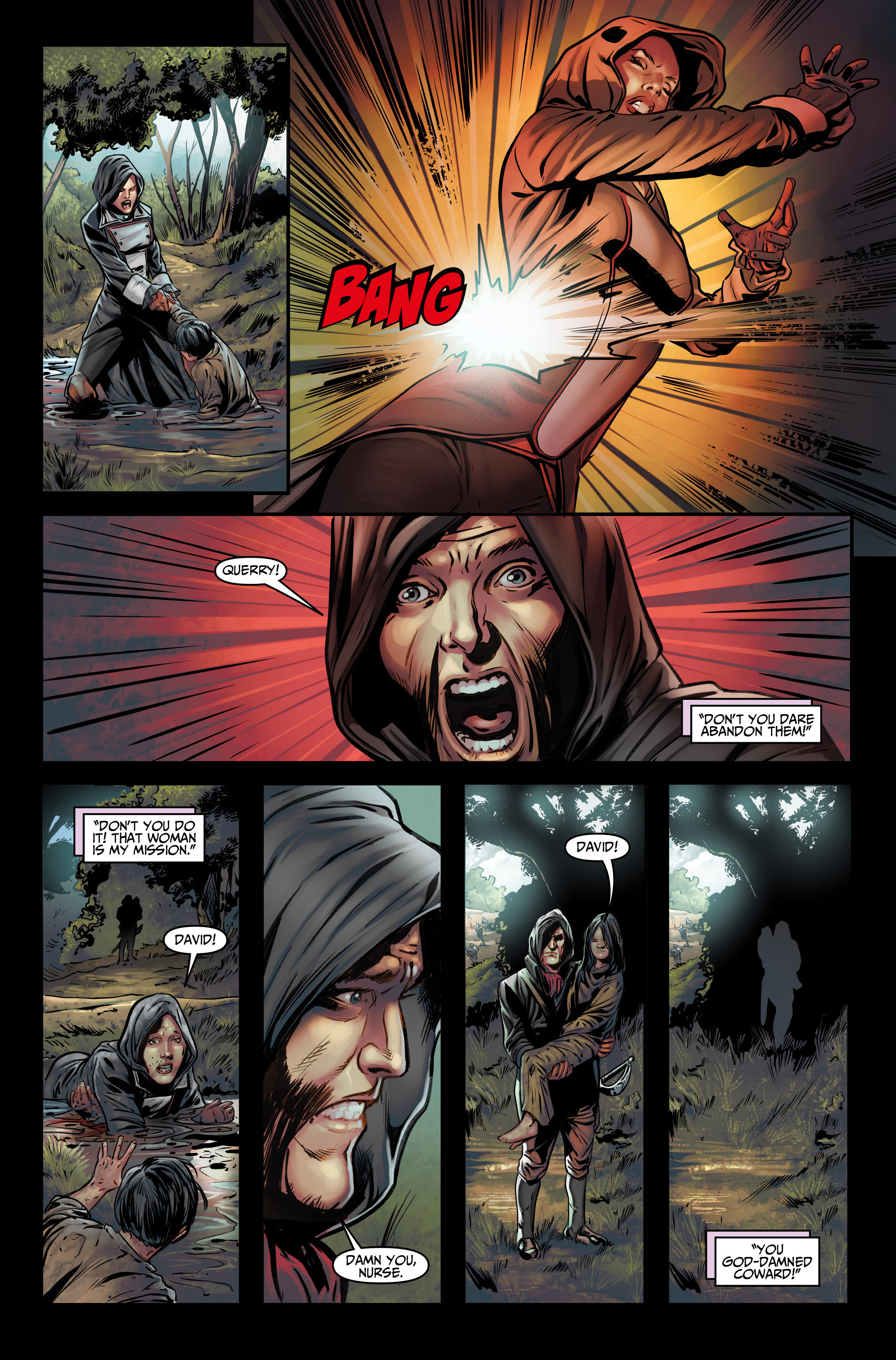 Read online Assassin's Creed (2015) comic -  Issue #3 - 14