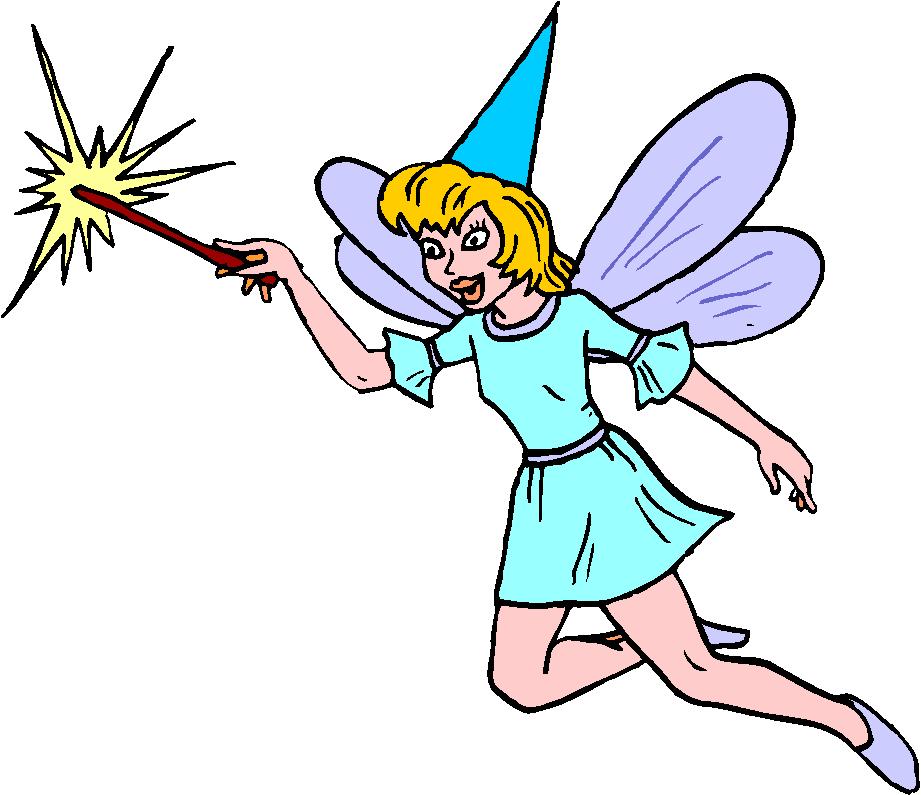 Little Fairy Fantasy Clipart | Free Microsoft Clipart