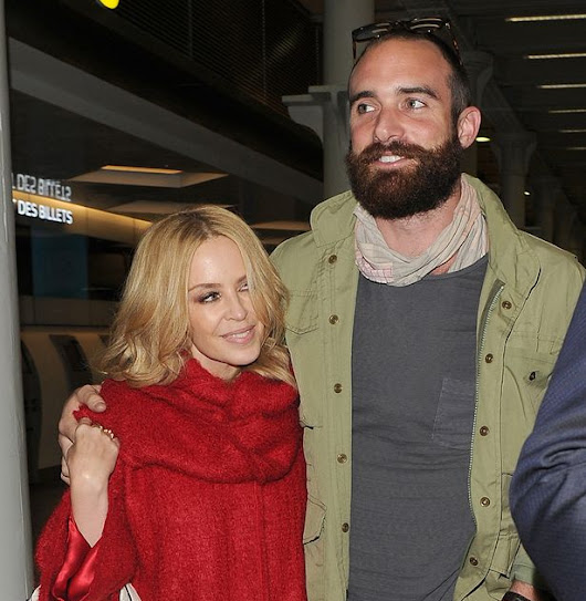Kylie Minogue Getting Married