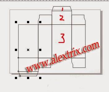 Cara Membuat Kemasan Box Dengan Corel Draw - Cara Desain ...