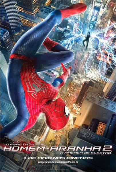 Review- O Espetacular Homem-Aranha 2: A Ameaça de Electro