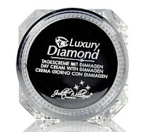Diamonds really are a girl's best friend: New anti-ageing face cream made of precious stone sells out in just one day 1