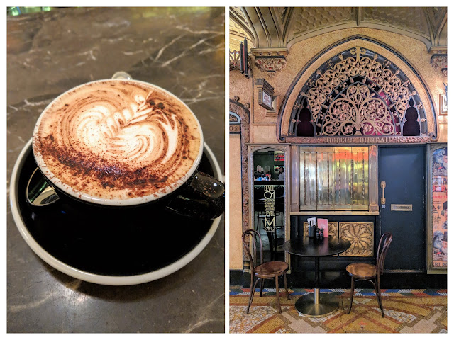 The best coffee in Sydney CBD: Parlour Lane