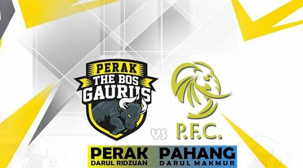 Live Streaming Perak vs Pahang 24.9.2017 Piala Malaysia