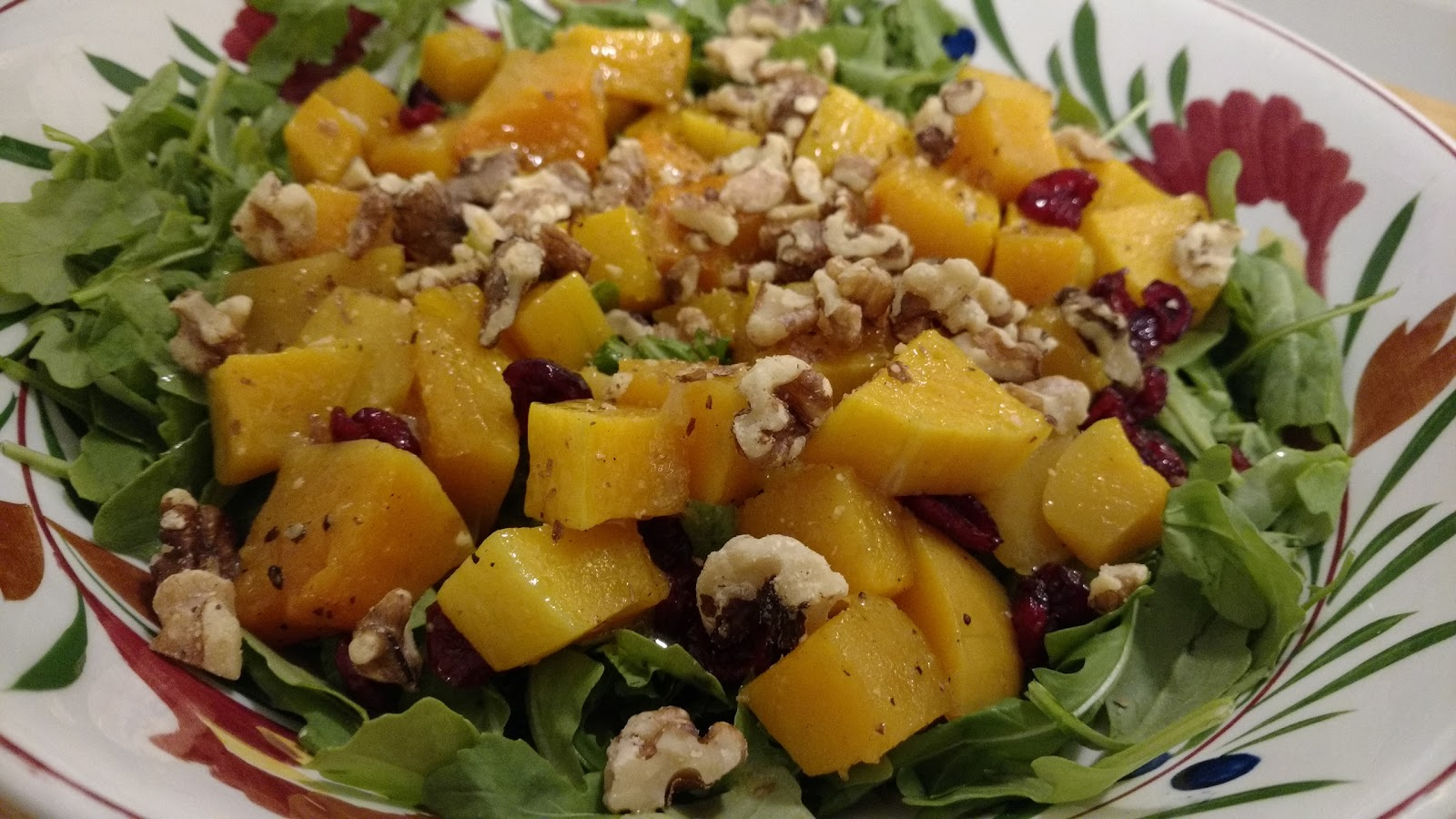 A Nice Salad For Monday Night This Recipe Is From Ina Garten S Book The Barefoot Contessa Will Be Lunch Number Of Days Week