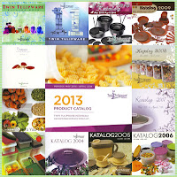 Katalog Tulipware 2013, 2014, 2015, 2016, 2017