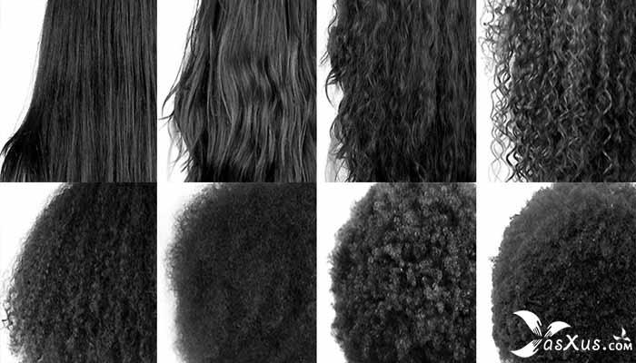 6 Jenis-Jenis Rambut Beserta Nama dan Cara Perawatannya