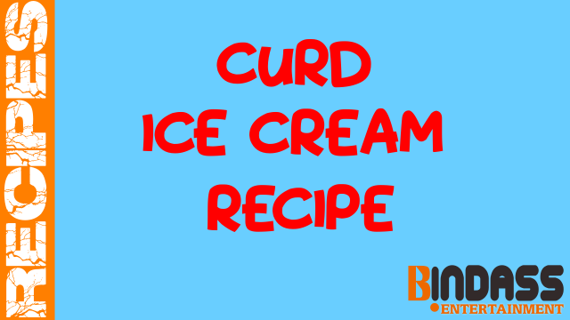 Curd-Ice-Cream-Recipe