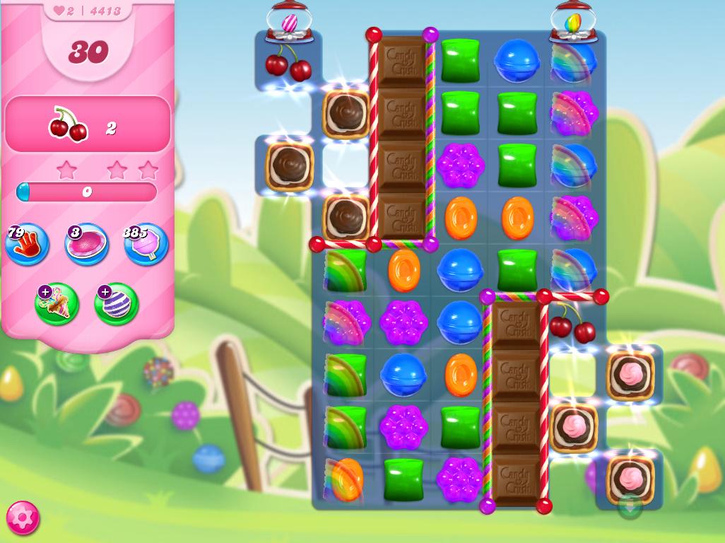 Candy Crush Saga level 4413