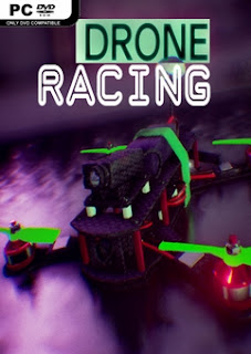 Download Drone Racing PC Game Full Version Gratis