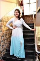 Mannara Chopra in Beautiful Cute Sensual Whtie Designer Dress ~  Exclusive Pics 037.jpg