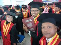 STIH Muhamadiyah Bima Kukuhkan 106 Sarjana Hukum Baru