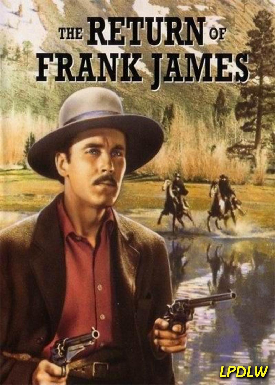 Película de frank james 1989