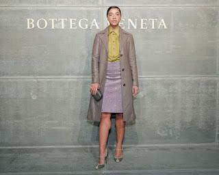 Hannah Bronfman At Bottega Veneta Show At New York Fashion Week 2018