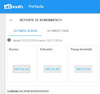 Adbooth eCPM - Alternativa Adsense