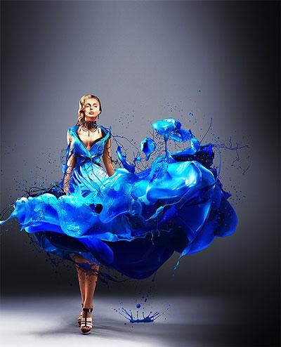 ilustarsi seniman photoshop dunia