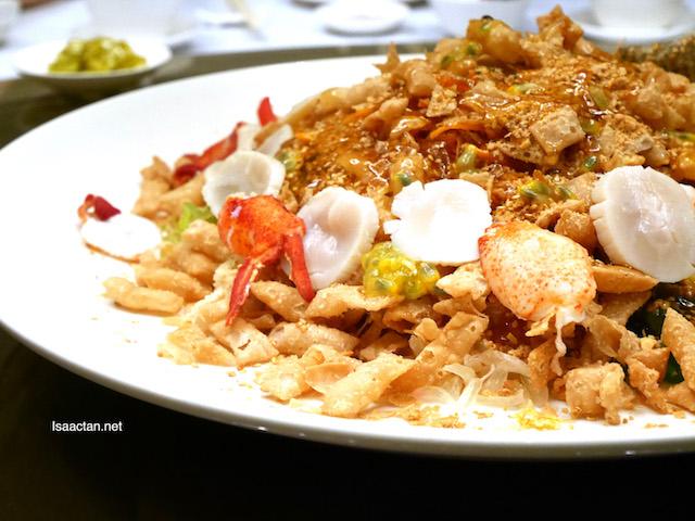 Culinary Treasures CNY Set Menu @ Intercontinental Kuala Lumpur