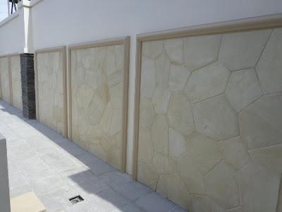 Jasa Tukang Taman Surabaya - Batu Alam 4