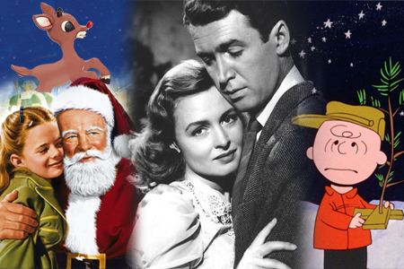 Its A Wonderful Movie Your Guide To Family And Christmas Movies On Tv When To See It S A Wonderful Life On Tv Plus A Charlie Brown Christmas Rudolph The Grinch Miracle