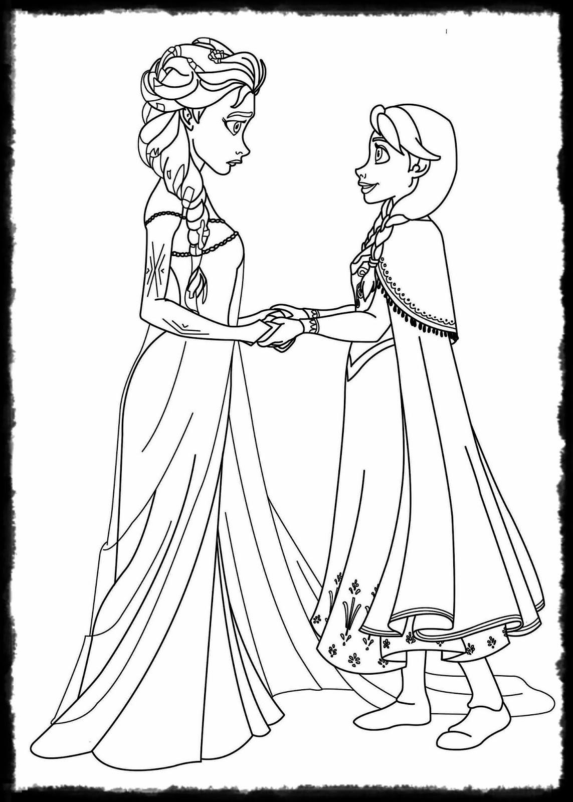 malvorlagen für kinder eiskönigin ausmalbilder 2  sims 4