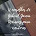 12 conselhos de Gabriel Gárcia Marquez para escritores