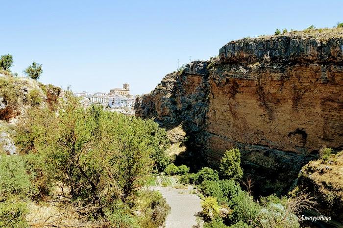 Camino de los Ángeles Alhama de Granada - A una hora de Granada - TuvesyyoHago