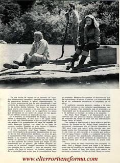 Guía Publicitaria de Cb Films de la película 'Piraña' Pag. 2