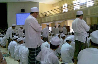 Sholat tahiyatul masjid