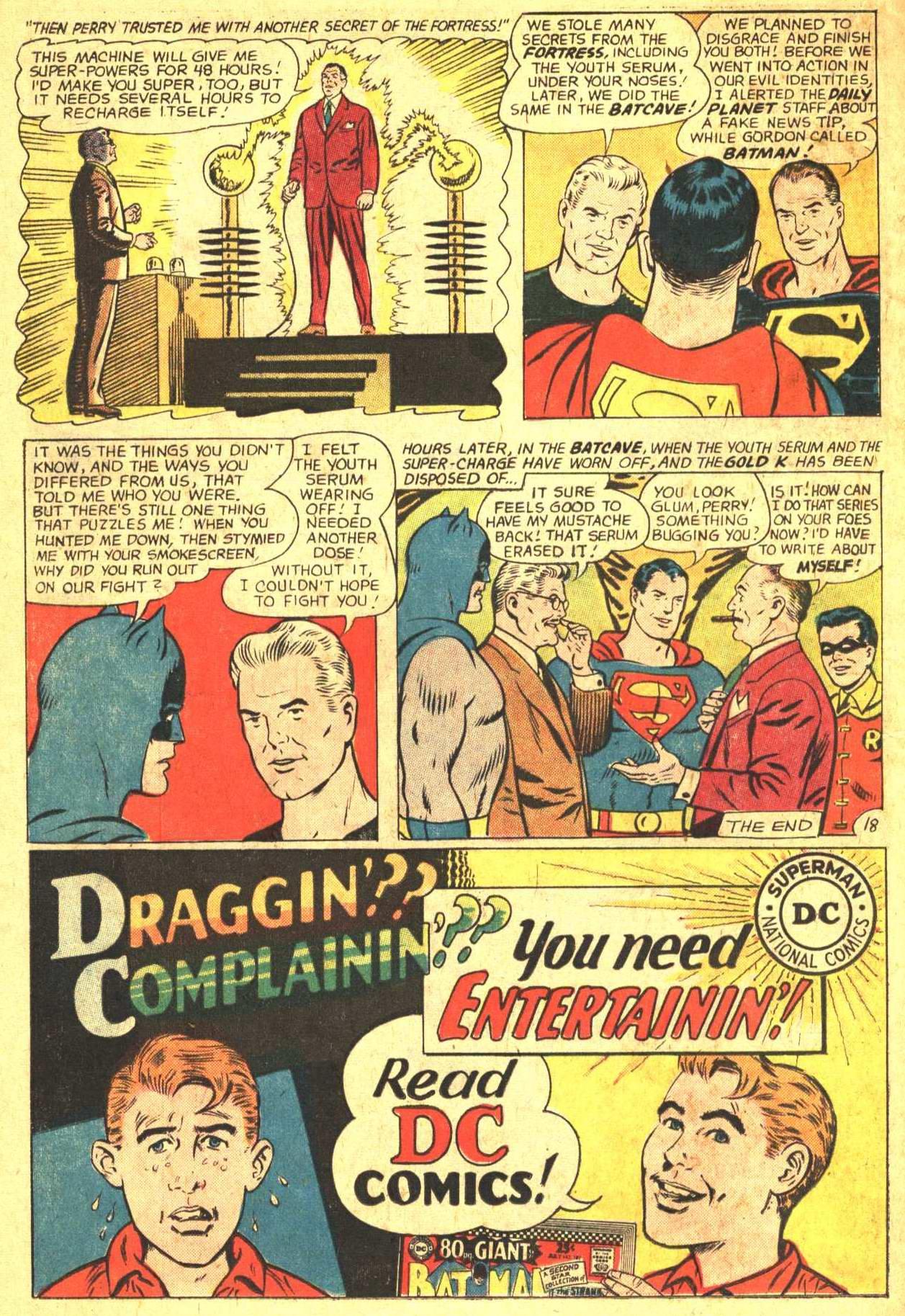 Read online World's Finest Comics comic -  Issue #159 - 22