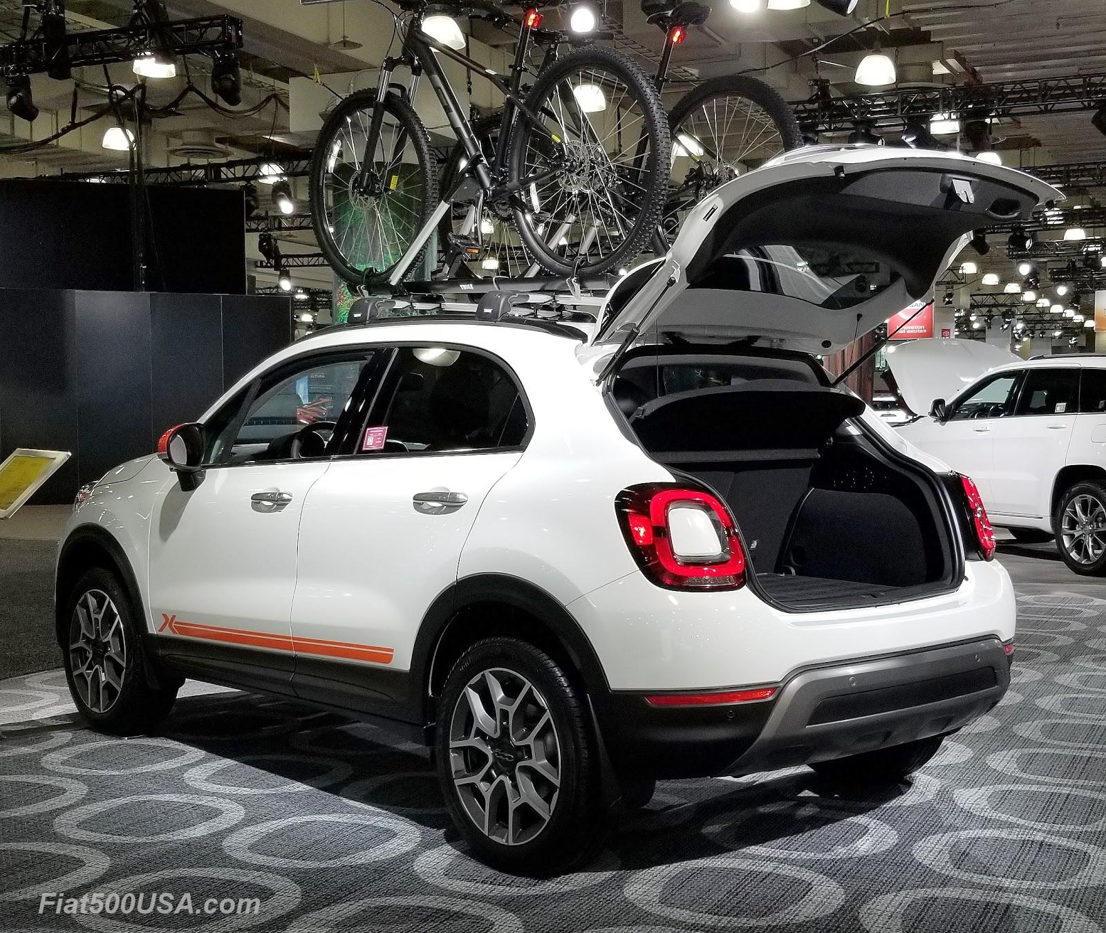 Fiat At The 2019 NY Auto Show