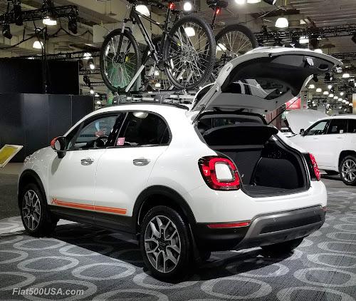 2019 Fiat 500XAdventurer Edition