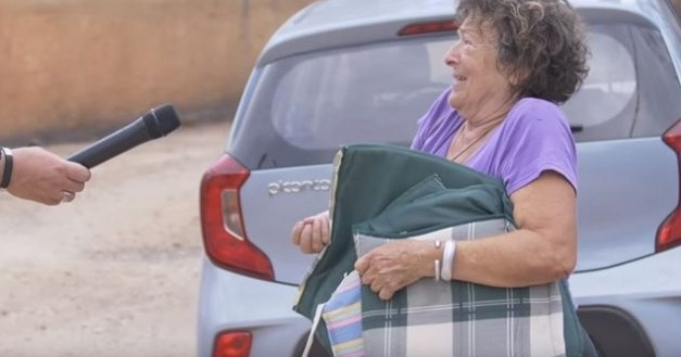 Πεθερά του ιδιοκτήτη του οικόπεδου που κάηκαν οι 26 άνθρωποι: ...Άργησαν να έρθουν (βίντεο)