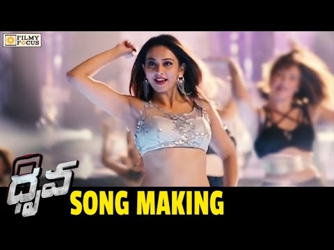 Dhruva Movie Making Video - Ram Charan, Rakul Preet Singh, Surender Reddy